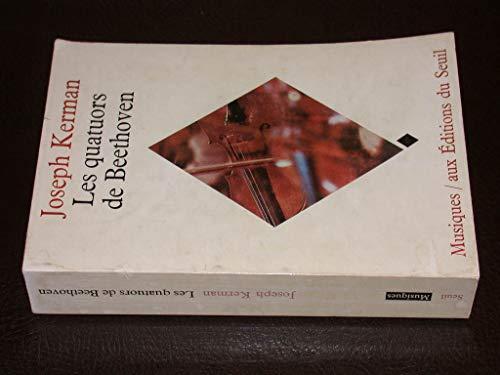9782020020596: Les quatuors de Beethoven (Musique)