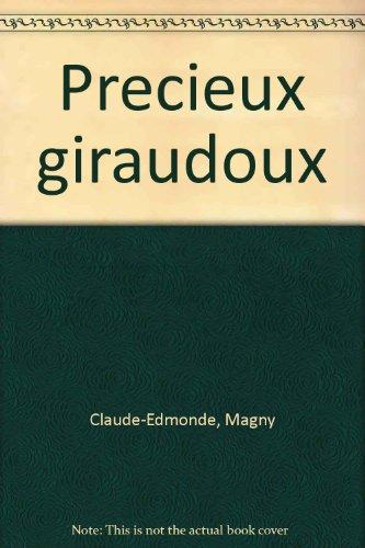 9782020025560: Precieux giraudoux