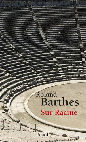 Sur Racine: Barthes, Roland.
