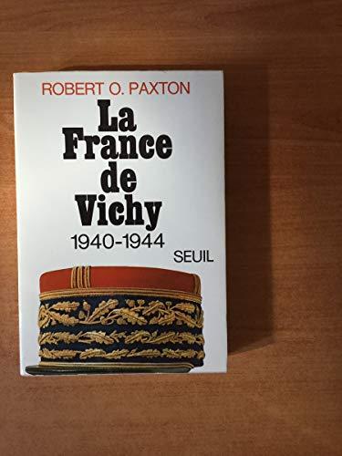9782020026734: France de vichy (1940-1944) (la)