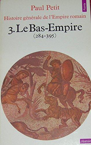 9782020026772: Histoire generale de l'empire romain