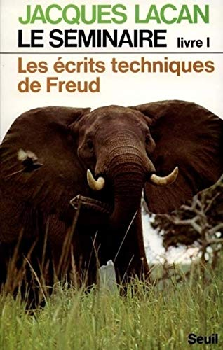 Seminaire Livre (Le Champ freudien) (French Edition) (9782020027687) by Lacan, Jacques