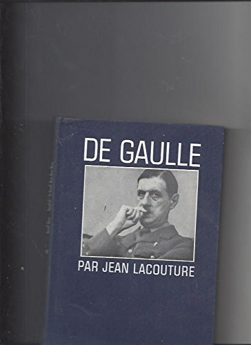 9782020029100: De gaulle (de) 022796