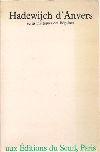 9782020030182: Ecrits mystiques des Béguines