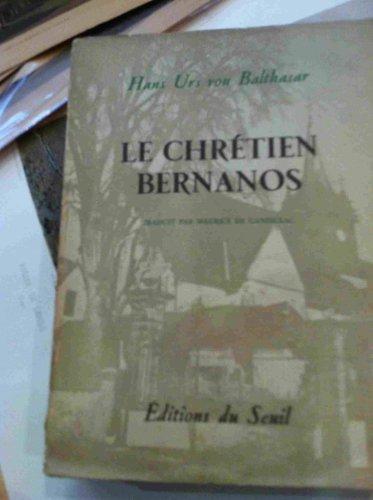 9782020031660: Le Chretien Bernanos