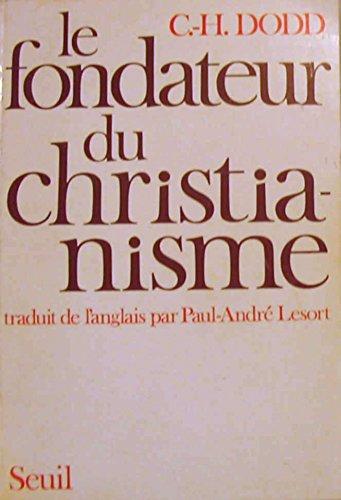 9782020031912: Le fondateur du christianisme