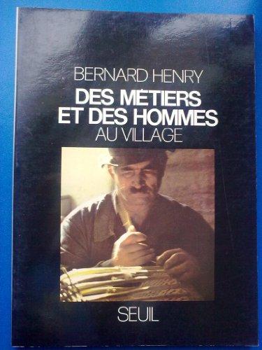 9782020042741: Metiers et des hommes (des) t.1 (Livre Illustré)