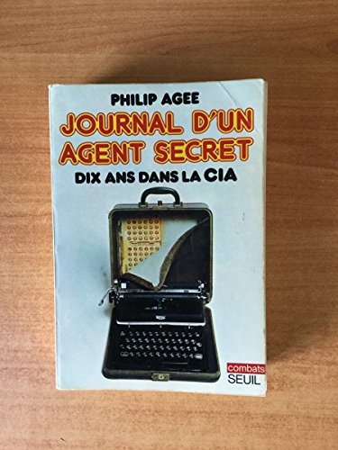 9782020043205: Journal d'un agent secret