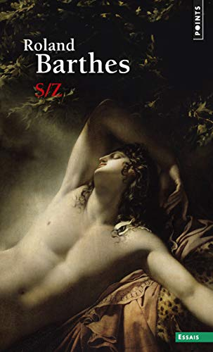 S/Z (French Edition): Roland Barthes