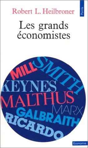 9782020045506: Les Grands économistes (Points economie)