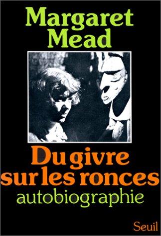 9782020045551: Du Givre sur les ronces : Autobiographie