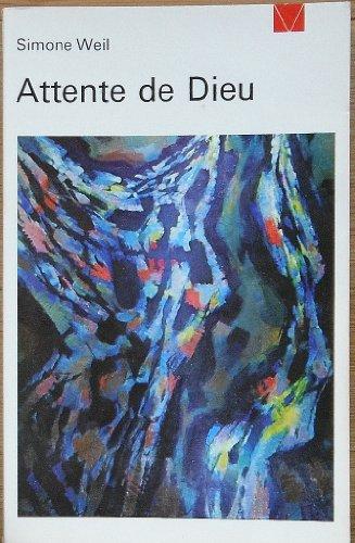 9782020046190: Attente de Dieu (Livre de vie ; 129) (French Edition)