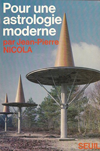 9782020046633: Pour une astrologie moderne (French Edition)