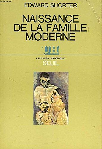 9782020047043: Naissance de la famille moderne : XVIII.-xx2 siecle