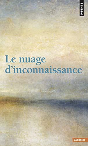 9782020047517: Le nuage d'inconnaissance (Points sagesses)