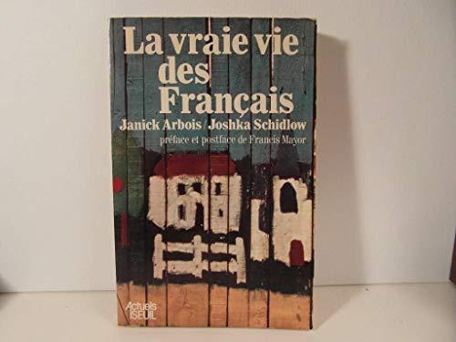 9782020048217: La vraie vie des français