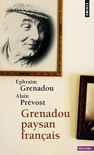 9782020048255: Grenadou, vie d'un paysan français (Points Histoire)
