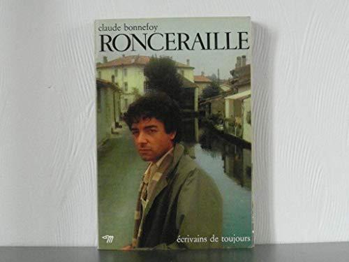 9782020048521: Ronceraille (Microcosme. Écrivains de toujours)