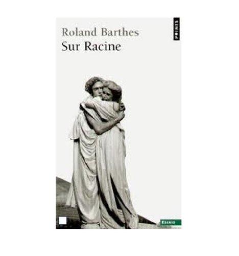 9782020050722: Sur Racine (French Edition)