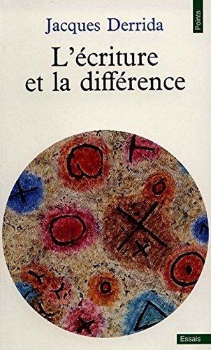 9782020051828: L'Ecriture Et La Difference (Points essais)