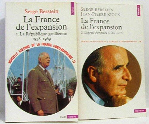 9782020052160: Nouvelle histoire de la France contemporaine