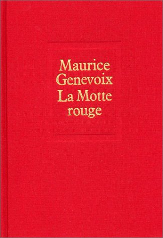 9782020052573: La Motte rouge (Sanglar)