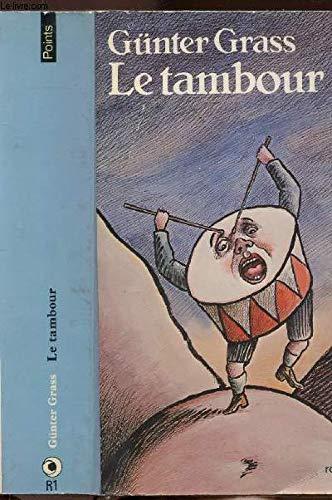 9782020054102: Le tambour / roman (Points-Roman)