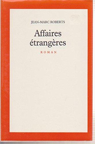 9782020054492: Affaires étrangères