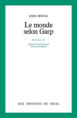 9782020054607: Le Monde selon Garp (Cadre Vert)