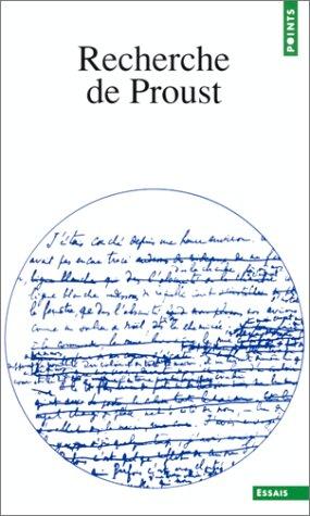 Recherche de Proust: Roland Barthes, GÃ