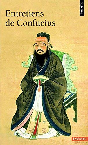 Entretiens de Confucius (9782020057752) by Confucius