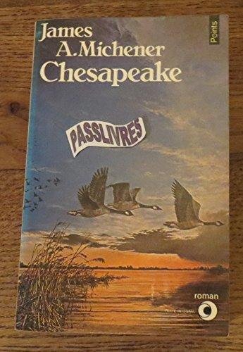 9782020058049: Chesapeake / roman