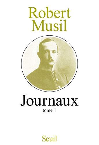 Journaux: Musil, Robert; Jaccottet, Philippe