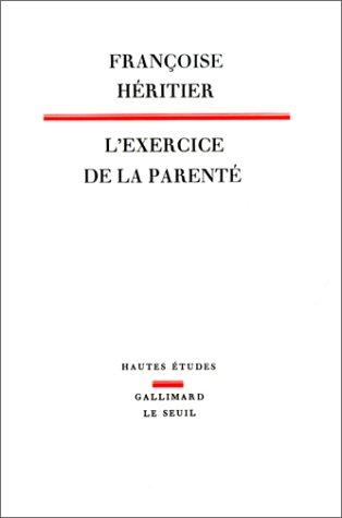 9782020059954: L'exercice de la parent� (Hautes �tudes)