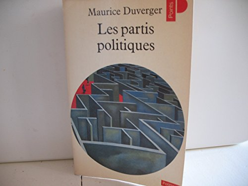 9782020060028: Partis politiques (les) (Points Politiques)