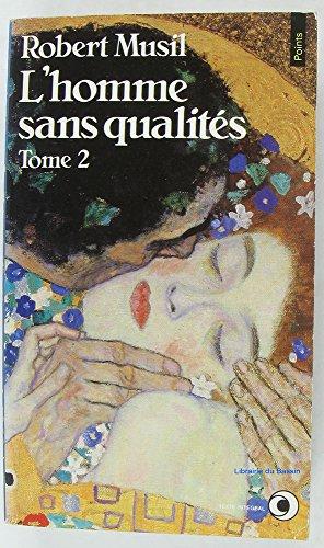 9782020060745: L'Homme sans qualit�s t.2