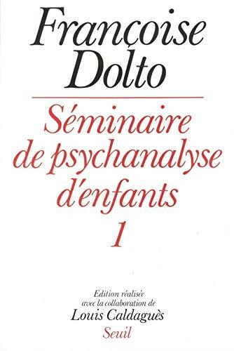 9782020062749: Séminaire de psychanalyse d'enfants Tome 1 : Séminaire de psychanalyse d'enfants