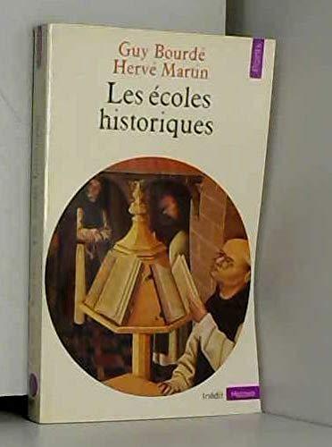 9782020065177: Les ecoles historiques