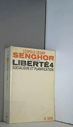 9782020065542: Socialisme et planification (Liberté / Léopold Sédar Senghor) (French Edition)