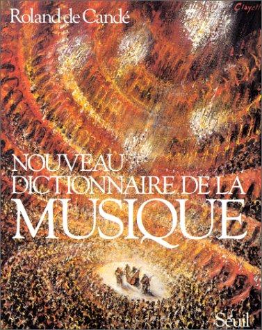 9782020065757: Nouveau dictionnaire de la musique
