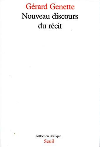 Nouveau discours du recit (Collection Poetique) (French: Genette, Gerard