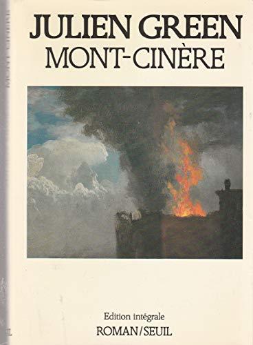 9782020066785: Mont-Cinère : Roman...
