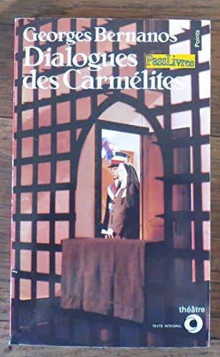 9782020066891: Dialogue des Carmélites