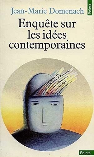 9782020067232: Enquête sur les idées contemporaines