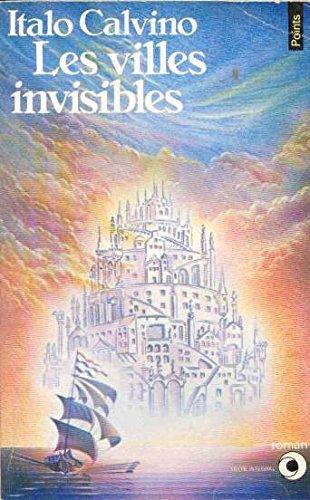 9782020069410: Les Villes invisibles