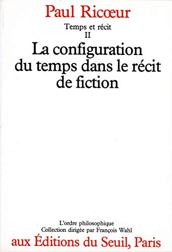 Temps et recit t2 (French Edition): Paul Ricoeur