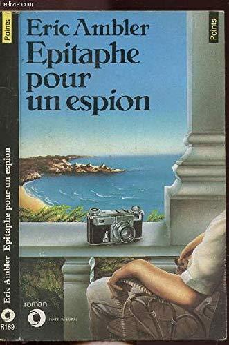 Épitaphe pour un espion (Points): Ambler, Eric