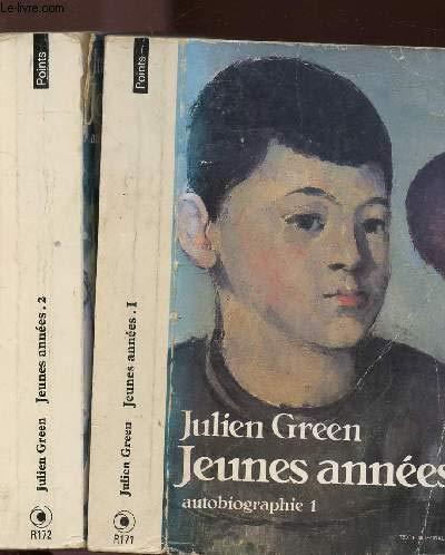 AUTOBIOGRAPHIE TOME 1 : JEUNES ANNEES [Nov: Julien Green
