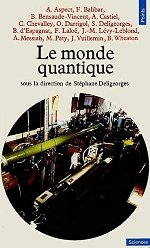 9782020089081: Monde Quantique(le) (English and French Edition)
