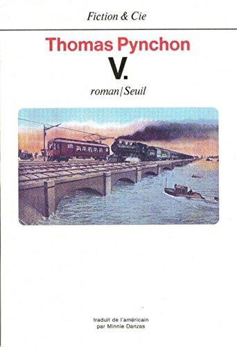 9782020089265: V (Fiction & Cie)